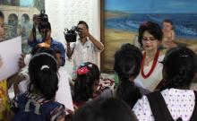 Art workshop for children starts in Guwahati
