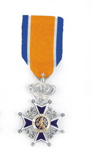 Ridder Oranje Nassau_The medallion