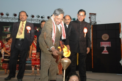 Inauguration of Northeast Cultural Show