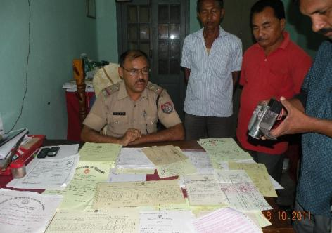 Inter state fake mark sheet racket busted in Udalguri district