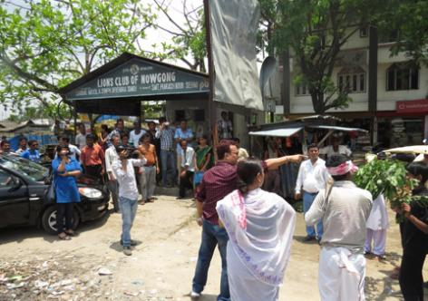 Street plays for Conservation of Greater Adjutants