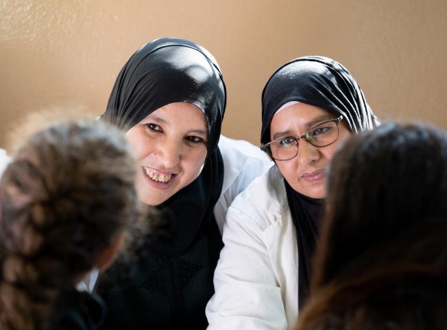 Photo by Elizabeth McClintock, November 2019, Region of Marrakech-Safi.