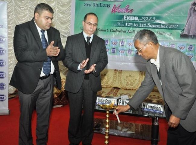 Woolen Expo cum Exhibition at Shillong