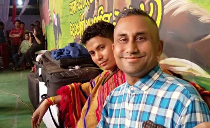Shankar Borua and Kussum Koilash