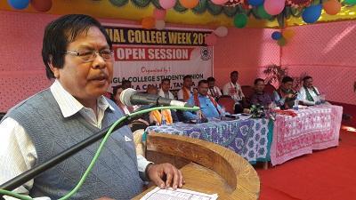 Dr. Dinanath Basumatary