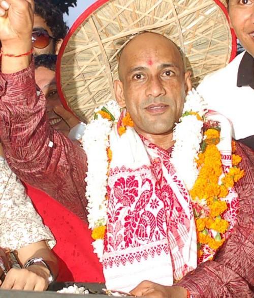 Mahadev Deka Mahadev Deka welcomed Assam Times