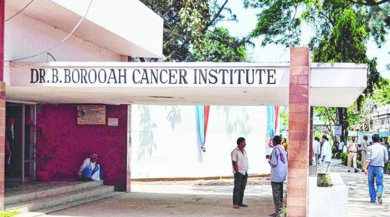 File Photo: B Barooah Cancer Institute