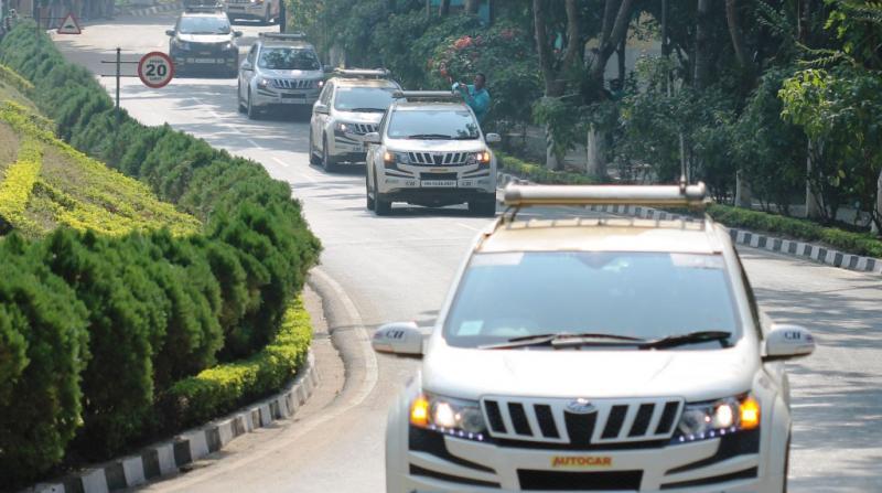 ASEAN-India car rally