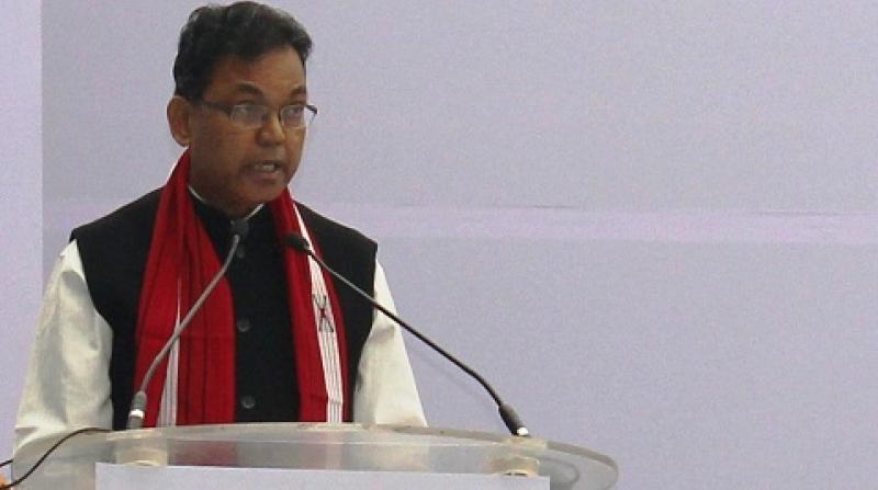 Minister of State (IC) DONER Shri P S Ghatowar