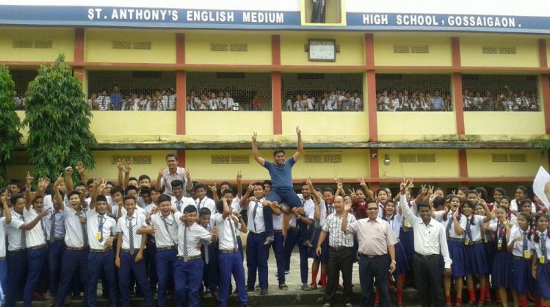 St. Antony's EM School, Gossaigaon