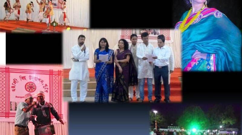 Pune Rongali Bihu 2013