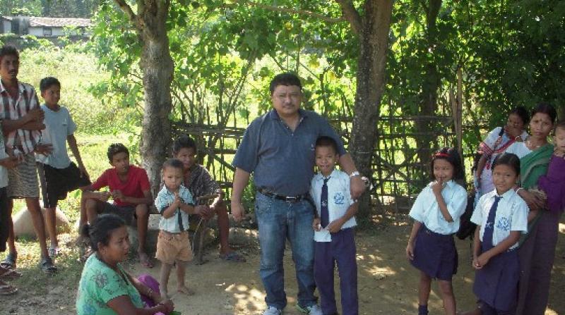 Lost villages of Assam