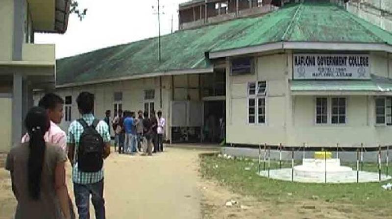 Haflong Govt College