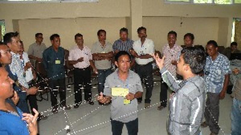 Teachers for conservation