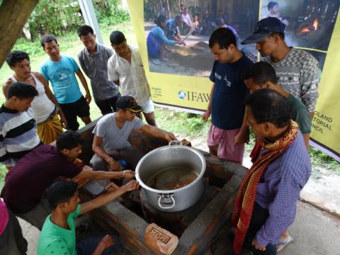 Photo: Sanatan Deka/IFAW-WTI