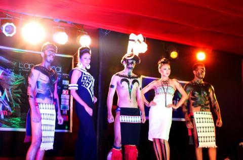 NIFT Shillong hosts Lapongnai 2013