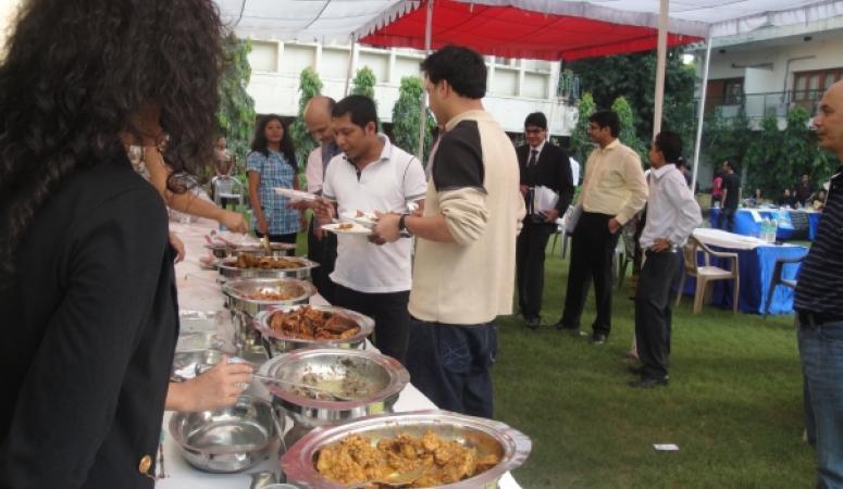 Garo food festival held in delhi assam times for Assamese cuisine in delhi