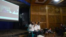 AASU press meet on Implementation of Clause 6 of the Assam accord constituted at Swahid Nyas Bhavan, Guwahati on August 11, 2020