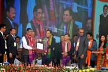 CM Sarbananda Sonowal attended Bodoland Day 2019