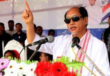 Nagaland chief minister Neiphu Rio