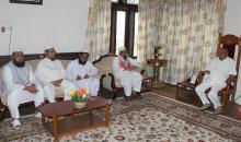 Maulana Mahmood Madani meets Assam Governor