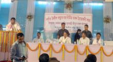 Gogoi inaugurates Nagaon Bar Association building