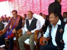 Kiren Rijiju at Bodoland Day celebration