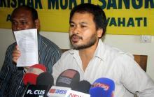 Akhil Gogoi press meet