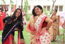 Rongali bihu celebration in Old Delhi