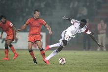 Kondwani Mtonga scored the only goal for NorthEast United FC
