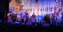 Purple Fusion performin at IFFI Goa