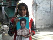 Sampa Dey daughter of late Narayan Dey