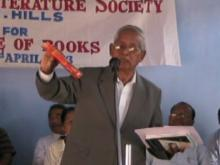 Author Rev Hrilrokhum Thiek