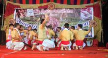 Rongali Bihu 2014 celebration at Chennai