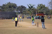Day-night cricket tournament at Krishnai
