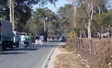 Police searching for more bombs in Dibrugarh convoy road