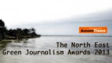 The Northeast Green Journalism Award 2013