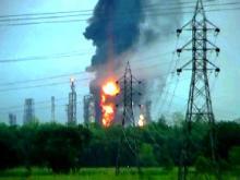 Fire at Numaligarh Refinery