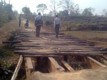 Deplorable condition of Assam-Nagaland border area