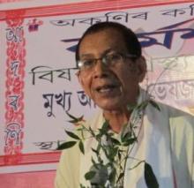 Gunaram Khanikar, file photo