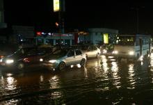 Guwahati city flood. Photo: Manas Bora