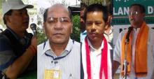 Debojeet Thaosen, Mayanan Kmeprai, Dilip Nunisa, Niranjan Hojai