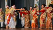 First four-generation Husori at London Bihu 2014