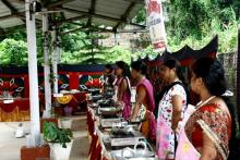 Master Chef Competition organised by SSB