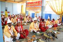 Mass-marriage in Nagaon