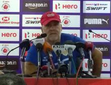 Nelo Vingada, NorthEast United FC's coach