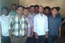 Out station candidates at ONGC examination