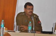 Sunil Kumar, SP Kokrajhar