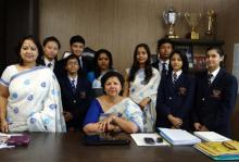 Maria School Shines in the Global Front
