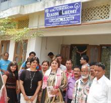 UN team visits Raha